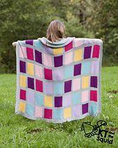 Ravelry: Blanket for mi Niña pattern by Katy Petersen