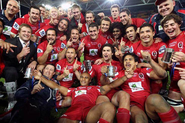 Queenslad Reds: 2011 champions