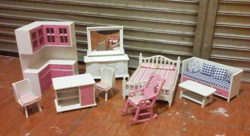 Mini furniture scale 1:6