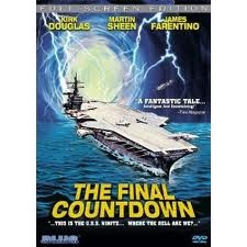 The Final Countdown (1980): Finals, Time Travel, Aircraft Carrier, Martin Sheen, Favorite Movies, Countdown 1980, Final Countdown, Kirk Douglas, Pearl Harbor