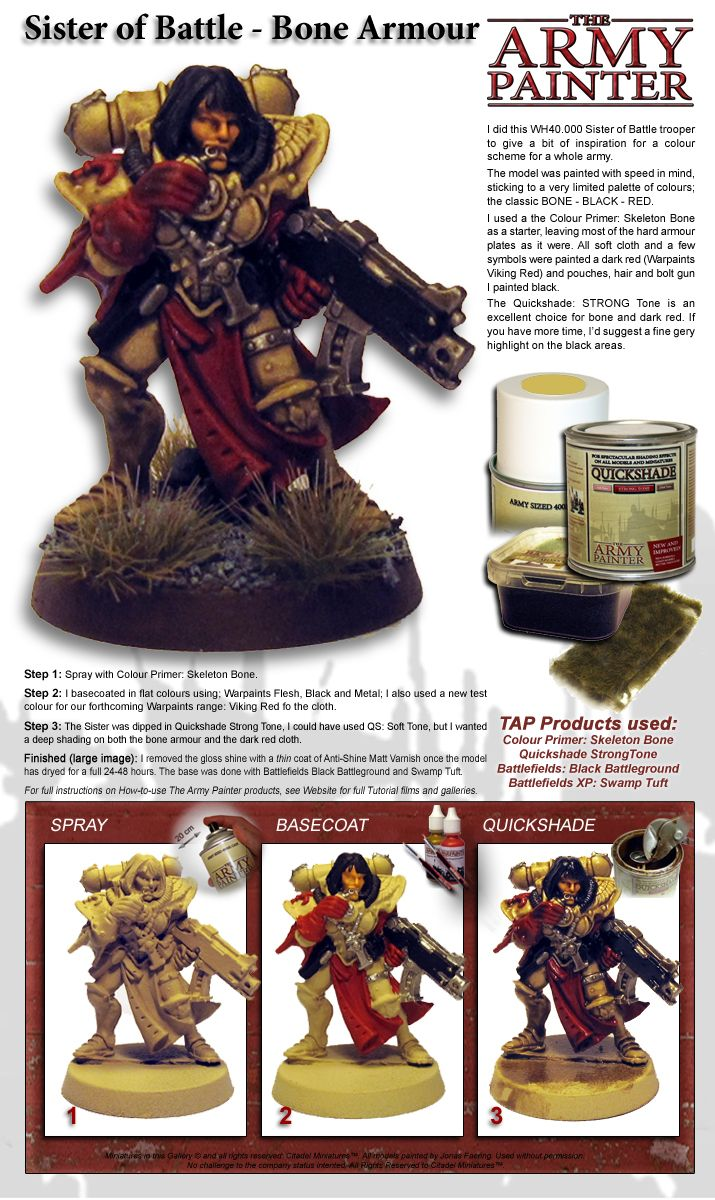 Painting miniatures color master primer - Find This Pin And More On Miniature Tutorials And Painting Schemes