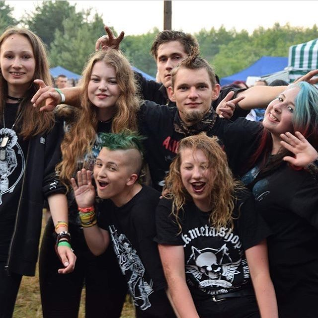 """Polubienia: 1,067, komentarze: 6 – rockmetalshop.pl (@rockmetalshop) na Instagramie: """"tak trzymać ✔️ @rockmetalshop #rockmetalshop #rockmetalshopfans #rockmetalshopteam"""""""
