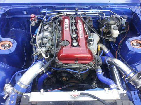 1983 Mazda RX7 - Grit Tuning