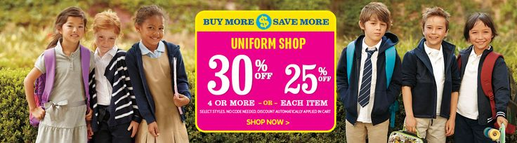 New Children's Place 25% off Code + Awesome Clearance & School Uniforms!! - http://www.pinchingyourpennies.com/new-childrens-place-25-code-awesome-clearance-school-uniforms/ #Backtoschool, #Childrensplace, #Couponcode, #Pinchingyourpennies