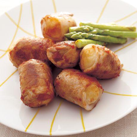 肉巻きマッシュポテト | 重信初江さんの肉巻きの料理レシピ | プロの簡単料理レシピはレタスクラブニュース