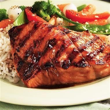 Salmon Oriental  recipe here: http://www.foodchannel.com/recipes/recipe/salmon-oriental/