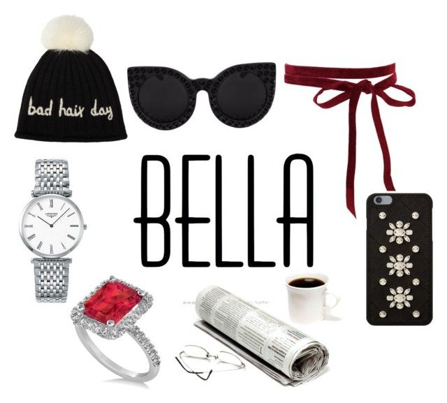 """bella"" by anaadonicioaei on Polyvore featuring Longines, Allurez, Delalle, MICHAEL Michael Kors and John Lewis"