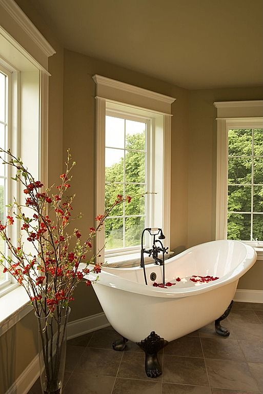 clawfoot tub foot pads. OMG I love that claw foot tub  Traditional Master Bathroom Found on Zillow Digs 104 best CLAW FOOT TUBS DO LOVE MINE images Pinterest