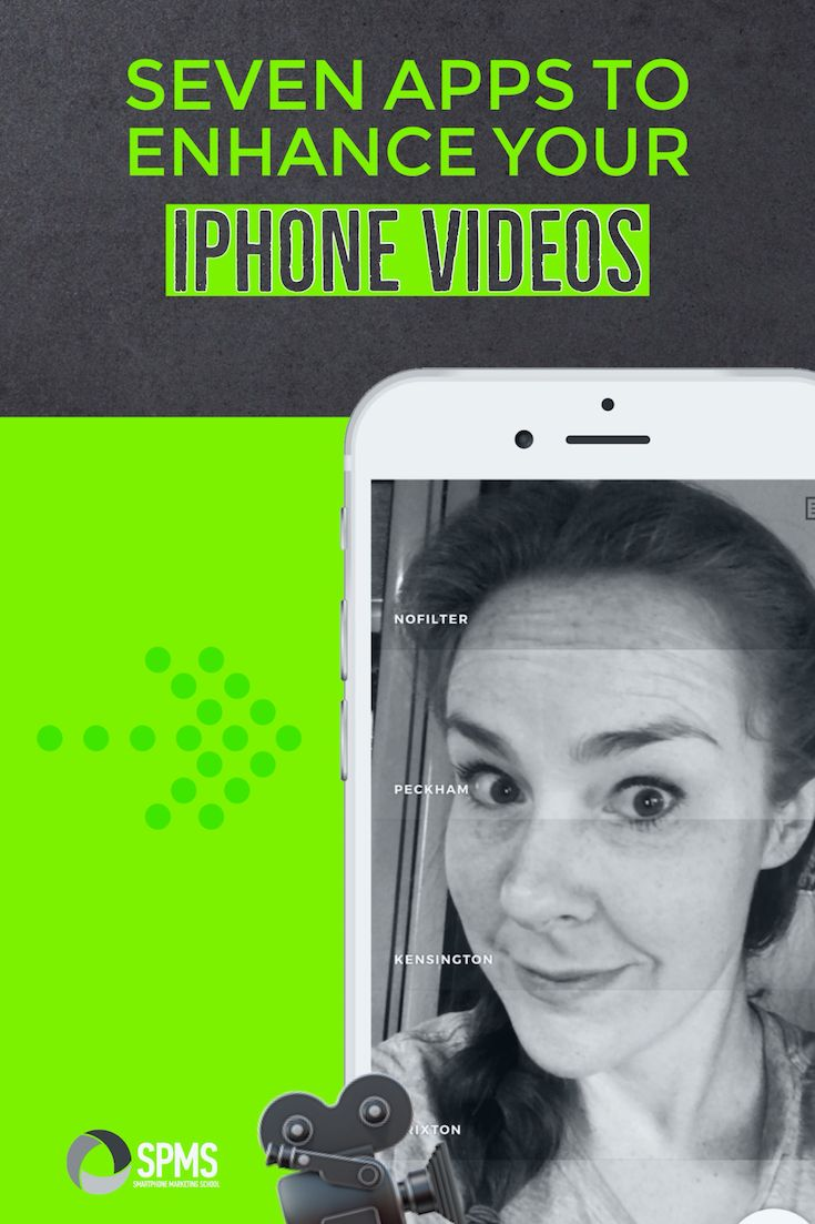 Discover seven awesome apps for enhancing your iPhone videos & making them social media ready.