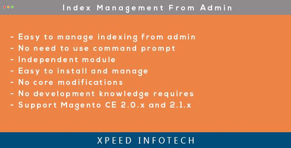 nice Magento two Index Management from Admin (Magento Extensions)