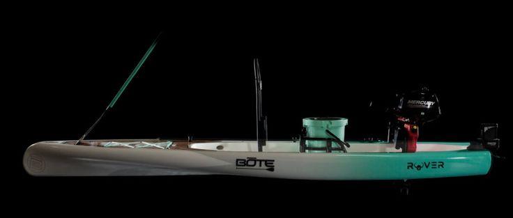 Bote Rover Fishing Boat