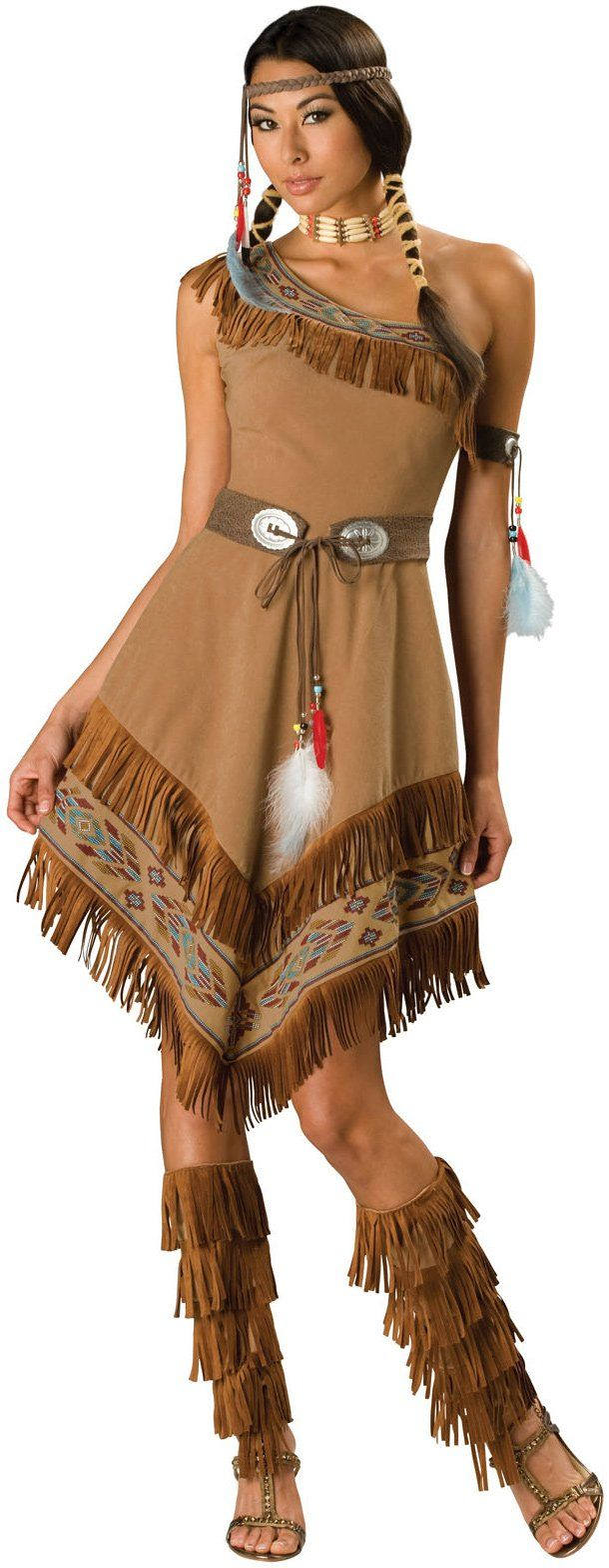Pocahontas native  american red indian costume                                                                                                                                                                                 More
