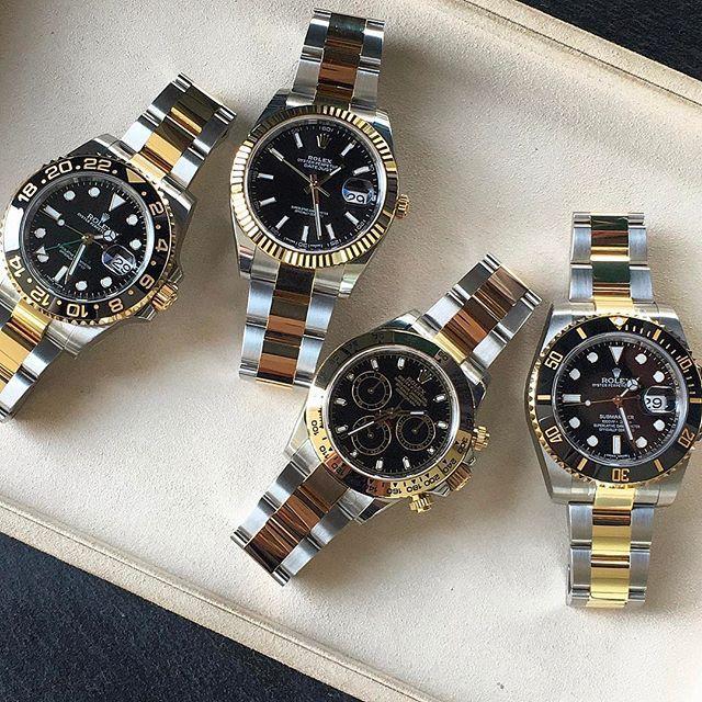 Make your pick : GMT-MASTER II Ref 116713LN DATEJUST 41 Ref 126333 DAYTON...   http://ift.tt/2cBdL3X shares Rolex Watches collection #Get #men #rolex #watches #fashion