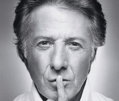 """I became an actor because I believed I was a failure. In acting, because so few of us ever get work, I could feel proud and fail with dignity. I was born into what I now know was a dysfunctional family. I found that out in therapy three weeks ago."" - Dustin Hoffman"