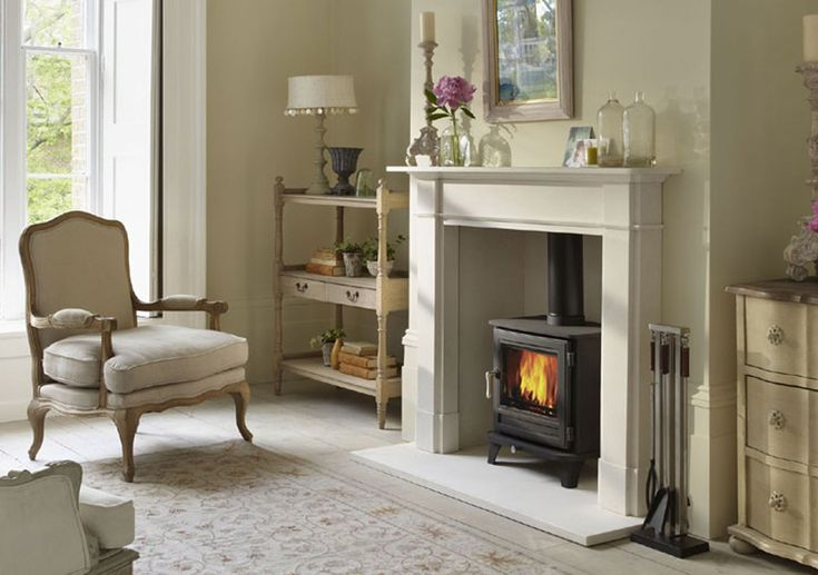 Salisbury 5KW Wood Burning Stove by Chesneys  - available from Mills and Kinsella 07921 215026