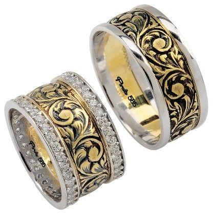 turkish wedding band rings