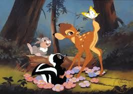 Image result for disney bambi film 75th anniversary