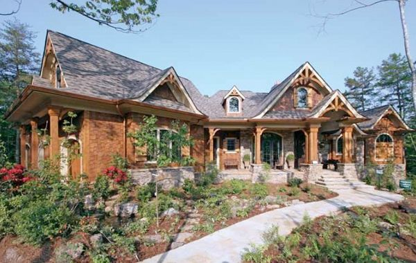 17 best images about leavenworth house elevations on Custom home builders arkansas