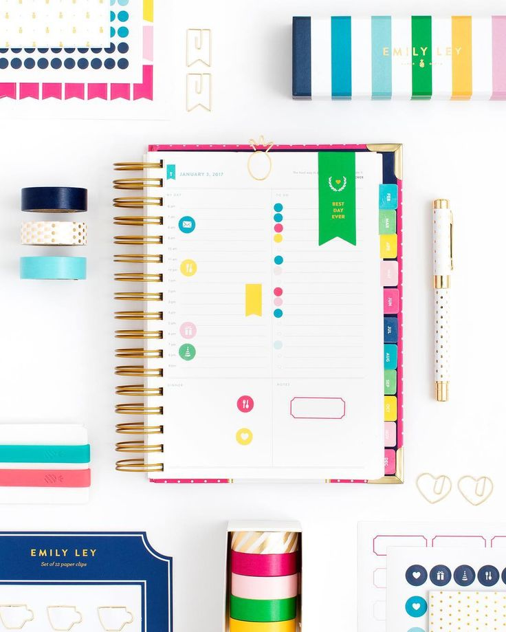 SImplified planner by Emily Ley                                                                                                                                                                                 More