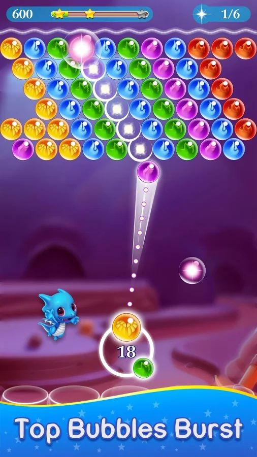 Check out our App Review for Monster Pet Pop Bubble Shooter (a Match-3 game w/real physics) for Android here on GiveMeApps.com!