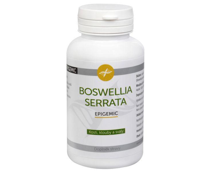 Epigemic Boswellia Serrata Epigemic 90 kapslí