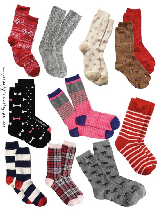 Preppy by the Sea: Click here to read about the best socks to wear with bean boots!