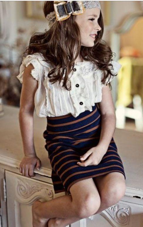 Moda para niñas