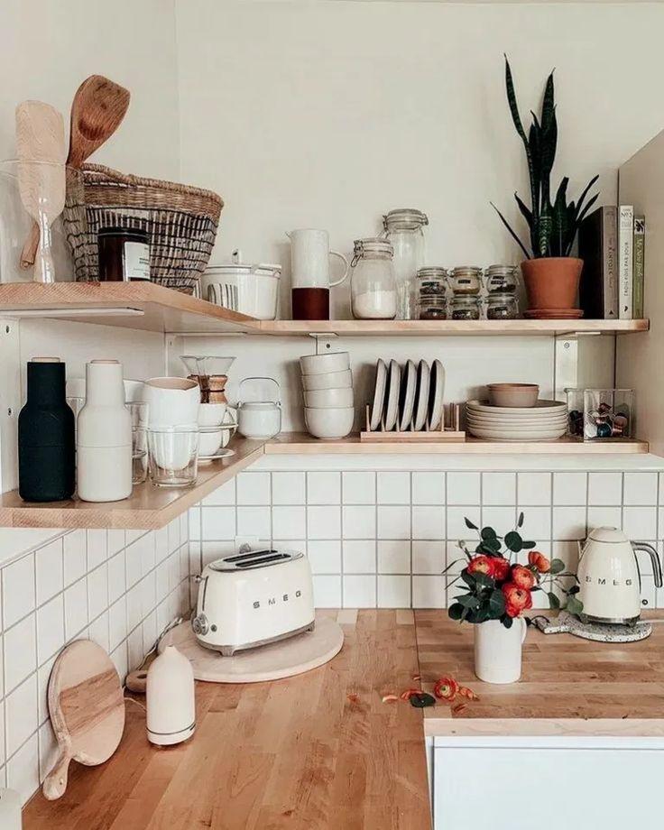 30+ Elegant White Kitchen Design Ideas for Modern Home