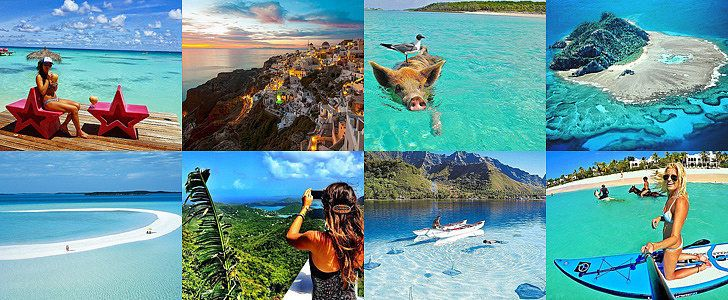 Vacation >> 49 Islands You Must Visit Before You Die | Wanderlust, Buckets and Vacation