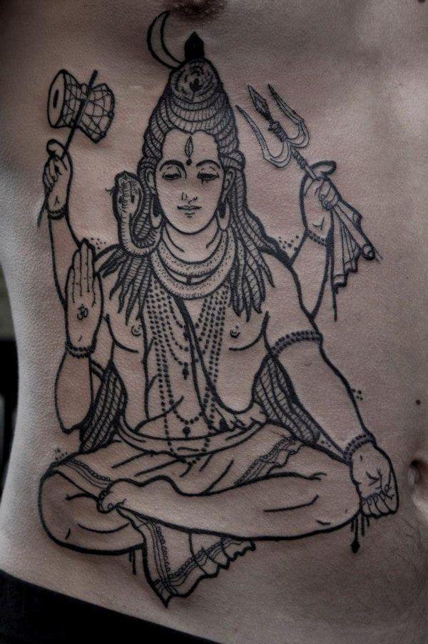 Shiva Tattoo by ~Slumkvlt on deviantART