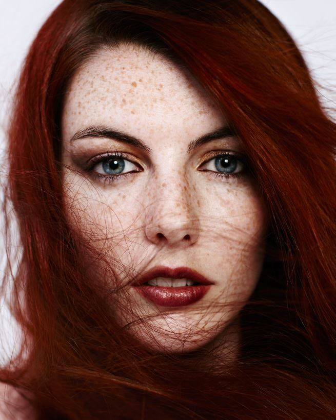 500 Best Redheads Freckles Pale Skin Amp Blue Eyes 5