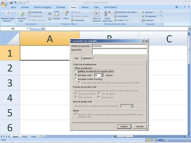 Conoce y practica estas acciones de Excel en contabilidad: Importar datos desde tu programa de contabilidad
