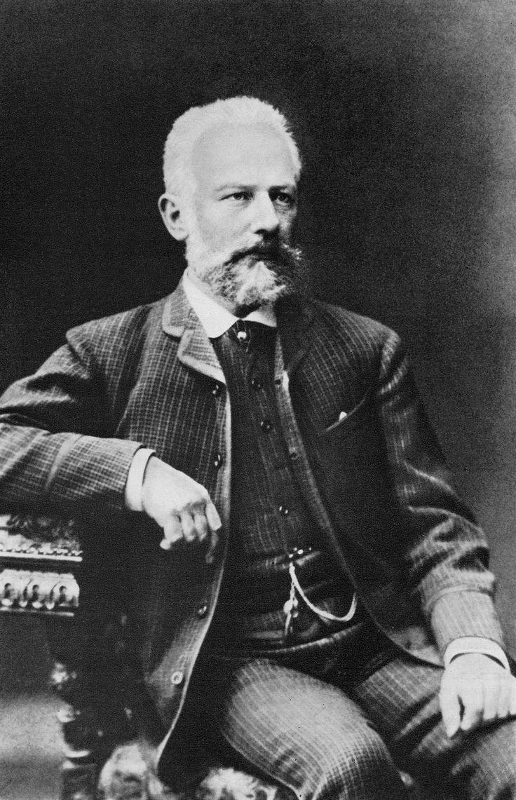 Пётр Ильич Чайковский (Pyotr Ilyich Tchaikovsky)