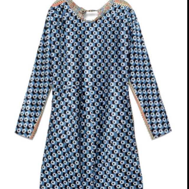 Marni maxi dress h&m