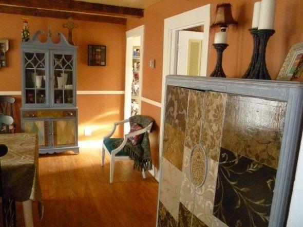 Orange Dining Room 19 best dining room images on pinterest   orange walls, orange