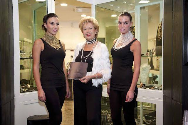 On Magazine #AngelaAcanfora: Da New York a Napoli:  Regina Schrecker special gu...
