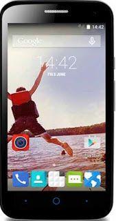 Cara Hard Reset ZTE Blade Qlux 4G   instal ponsel