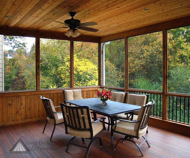 back porch designs sunrooms porches screened porches - Back Porch Patio Ideas