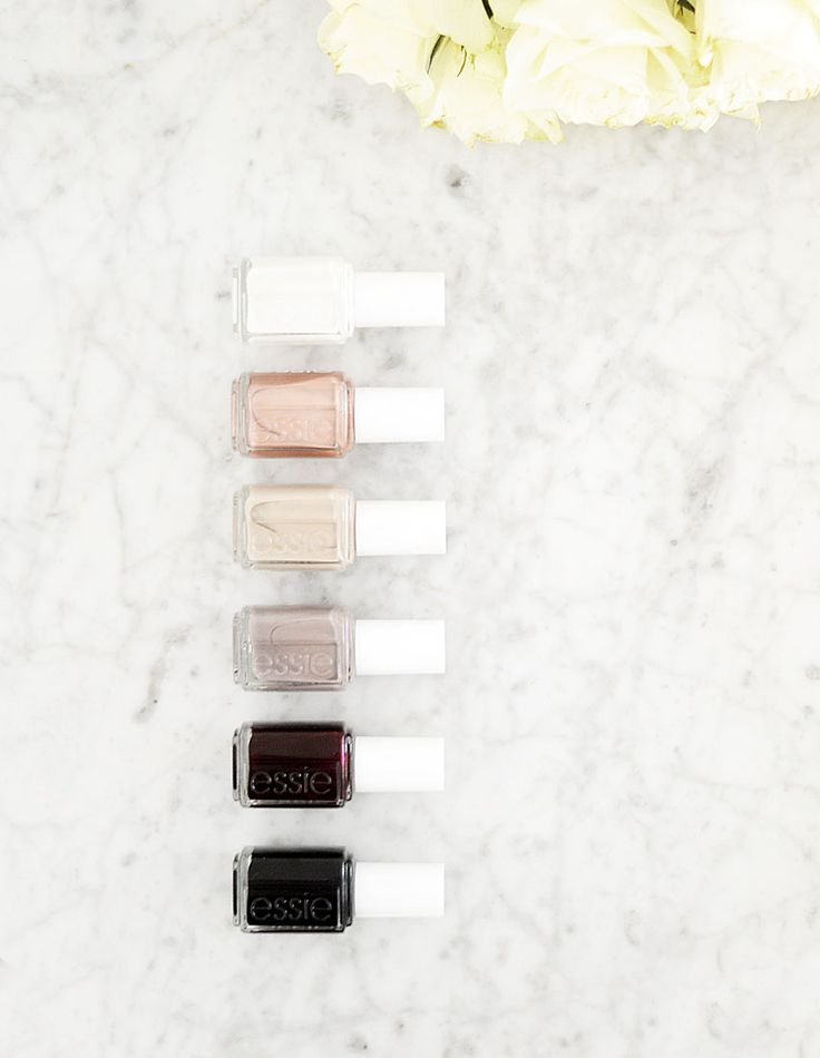 essie Favorites by Alexa Dagmar | Shakespeare & Sparkle