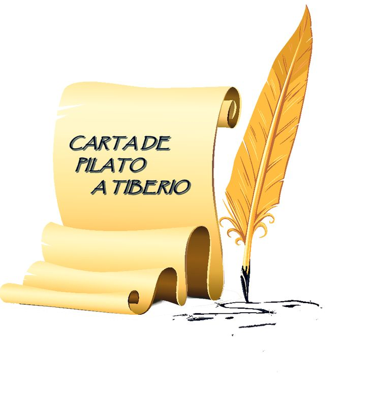 CARTA DE PONCIO PILATO A TIBERIO