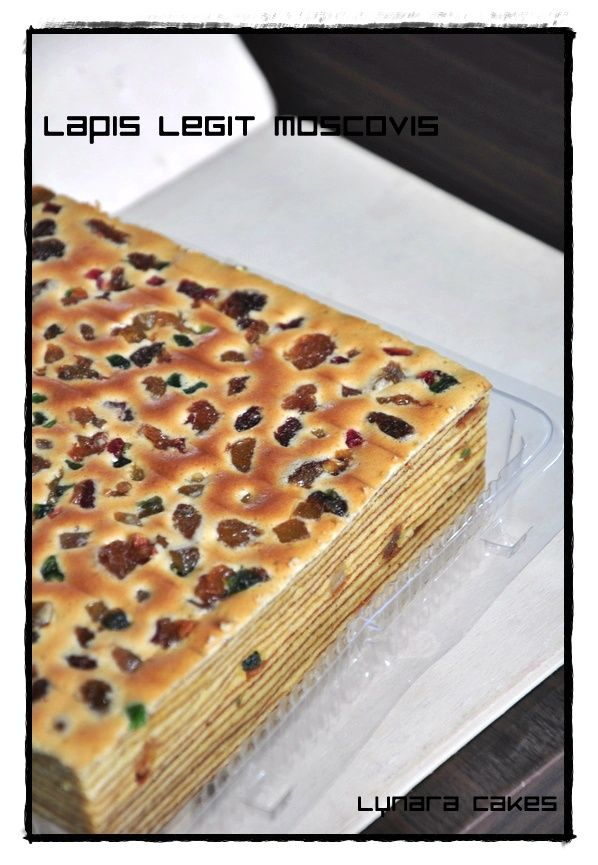 Resep pakai resep Lapis legit Ny. liem yang sudah pernah di post sebelumnya, perbedaan sedikit di jumlah tepung terigu dan gula ha...