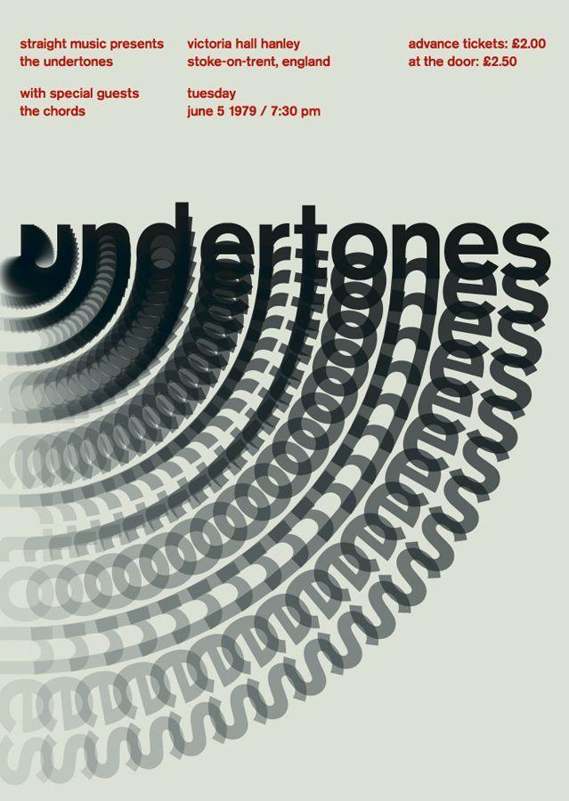 The Undertones at Victoria Hall Hanley - Graphis