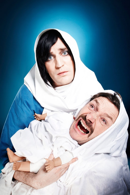 The Mighty Boosh... This is the greatest thing I have ever seen.