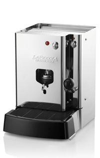 """LE NOSTRE MACCHINE - """"SARA CLASSIC"""".  Il modello Sara Classic è una macchina compatta, dal design elegante e comoda da usare. Ideale per un buon espresso, ma anche per cappuccini, tisane, infusi e cioccolate, sia per uso domestico che per uffici. http://www.cialdi.it/macchine-caffe-ocs-frosinone-privati/"""