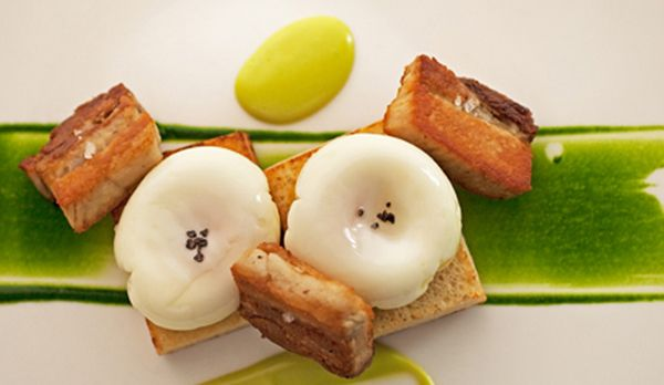 JAM restaurant- brunch-Logan Square- delicious smoked trout quiche