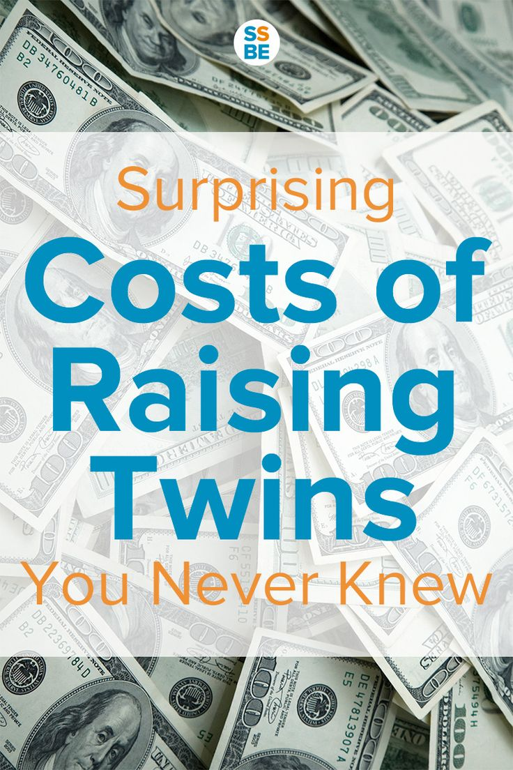 Double the love... double the cost? Twins are expensive—the need to cut costs is more important than ever. Don't forget these overlooked costs of raising twins so you can better prepare.