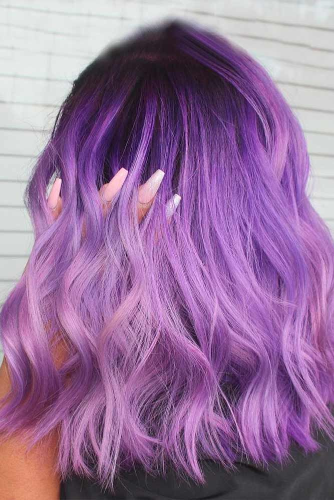 25+ best Purple hair ideas on Pinterest | Violet hair ...