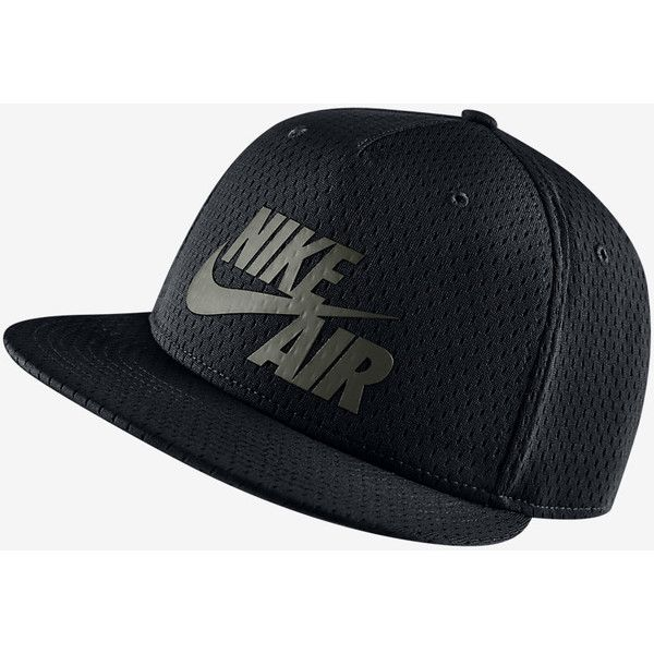 Nike Air Pivot True Snapback Hat. Nike.com SK ($34) ❤ liked on Polyvore featuring accessories, hats, snap back hats, nike snapback, nike hat, nike and snapback hats