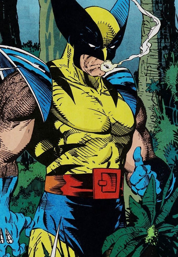 Wolverine - Jim Lee