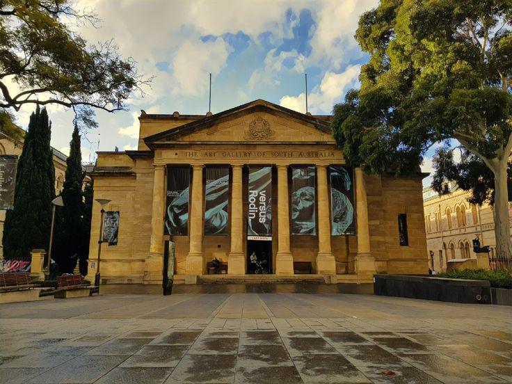 ART GALLERY OF SOUTH AUSTRALIA - ADELAIDE